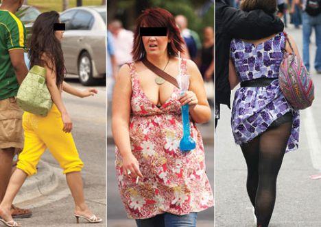 Eğer kıyafetlerinizi kontrol edememe gibi bir huyunuz varsa; asla şifon, saten gibi kaygan kumaşlardan yapılan elbiseleri tercih etmeyin!